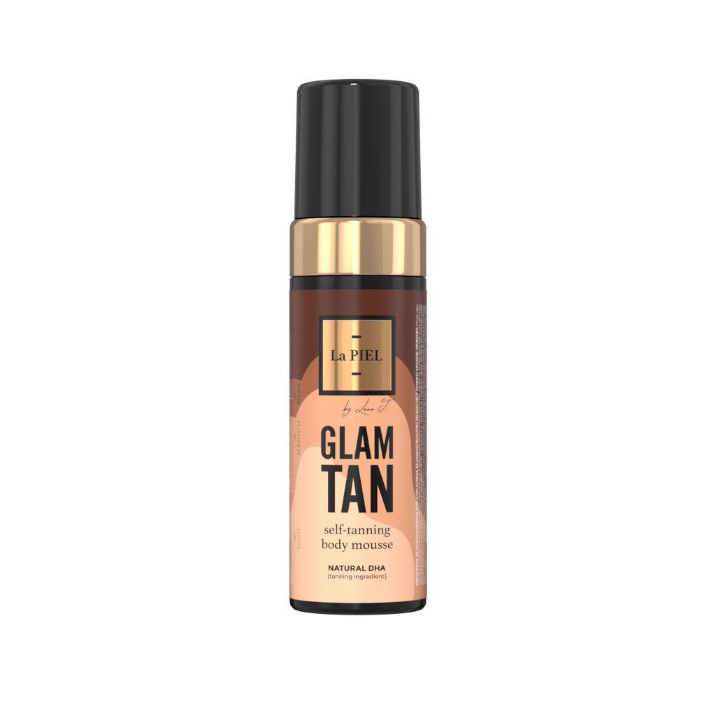 Pene La Piel za samoporjavitev, Glam Tan, 150 ml
