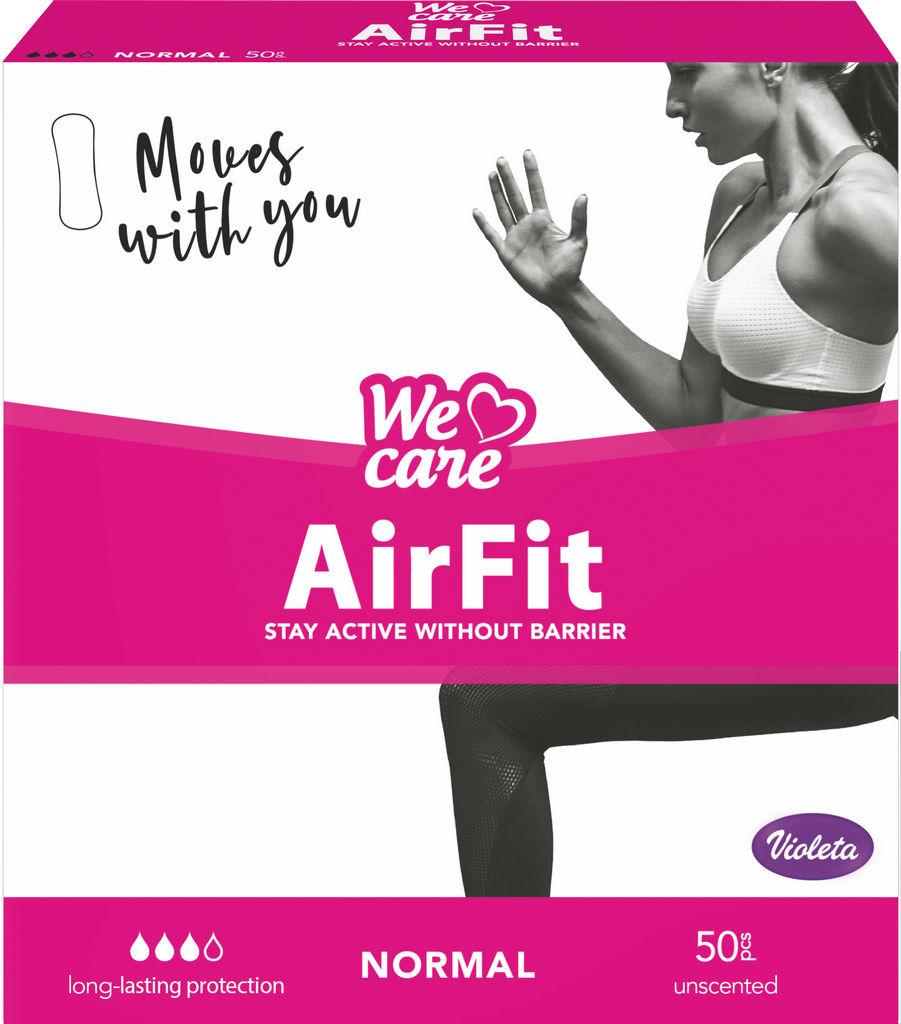 Ščitniki perila Violeta, dnevni Air fit, normal 50/1