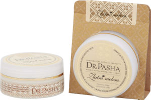 Krema Dr. Pasha, Zlati melem negovalna, 50 ml