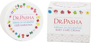 Krema Dr.Pasha, dojenčki,100% nar.,100ml