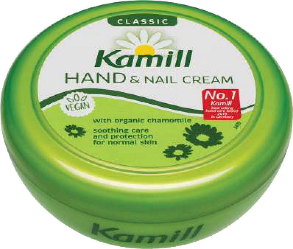 Krema za roke in nohte Kamill, 150ml