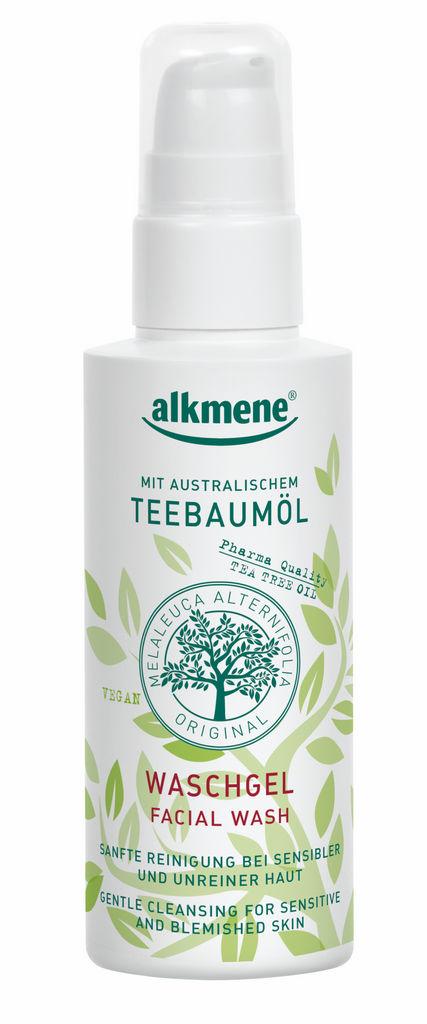 Gel Alkmene, čistilni, Tea tree, 150ml