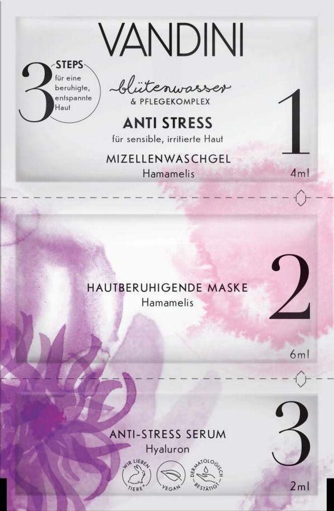 Maska Vandini anti stres 3/1, 12ml