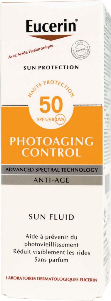 Krema Eucerin, Photoaging Control, za obraz, SPF50, 50 ml