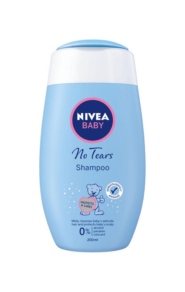 Šampon Nivea Baby, Mild, 200ml
