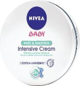 Krema Nivea baby, nutri sensitive, 150ml