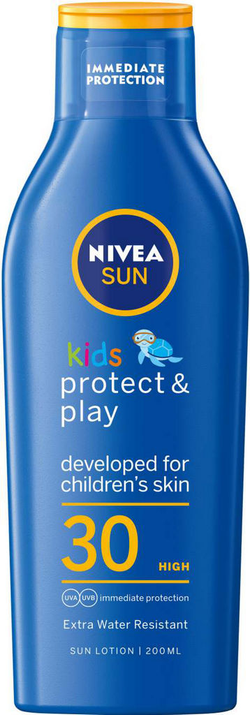 Mleko Nivea, Sun Kids, SPF 30, 200 ml