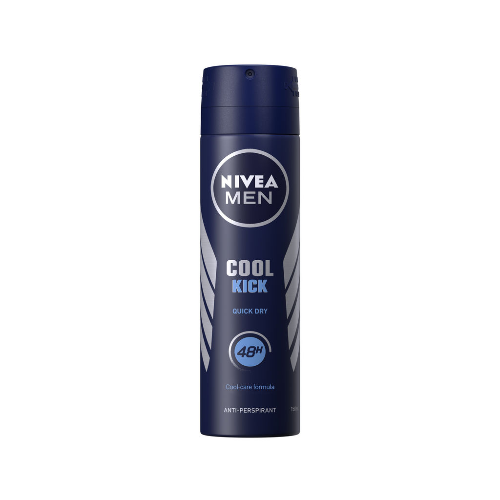 Dezodorant Nivea, Cool kick, 150ml