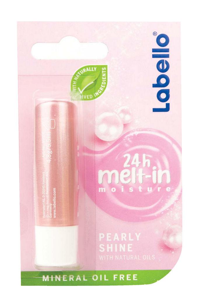 Vazelin Labello, Pearly&shine, 4,8g