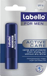 Vazelin Labello, for men, 4,8g
