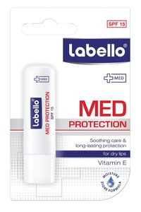 Vazelin Labello, Med protection, 6ml