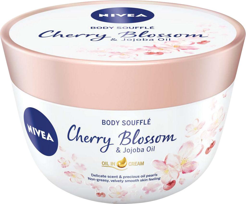 Suffle Nivea, Ch.Blossom, 200ml