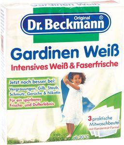 Odst.madežev Dr.Beckmann, zavese, 3x40g