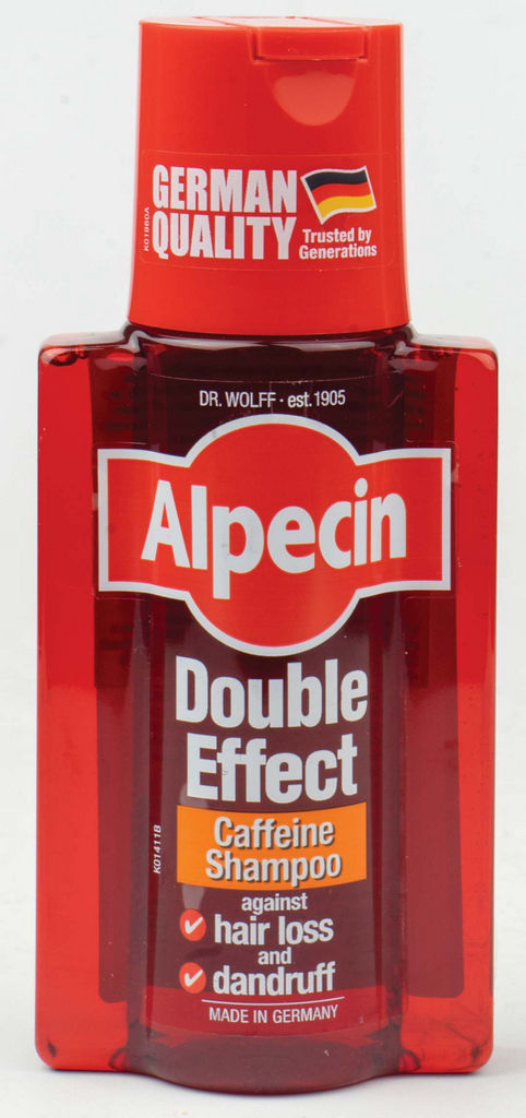 Šampon za lase Alpecin, Double effect, 200 ml