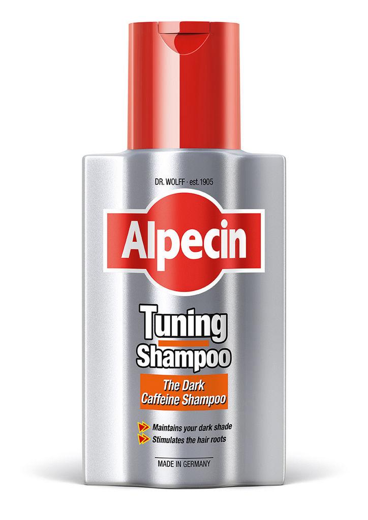 Šampon za lase Alpecin, Tuning za potemnitev las, 200 ml