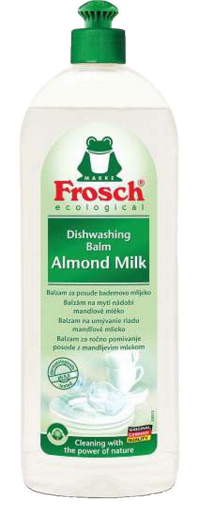 Detergent Frosch, mandeljevo mleko, 750ml
