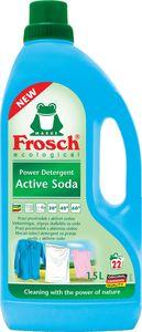Pralni prašek Frosch, tekoči, active soda, 1,5l