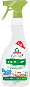 Čistilo Frosch Baby higiensko, 500ml