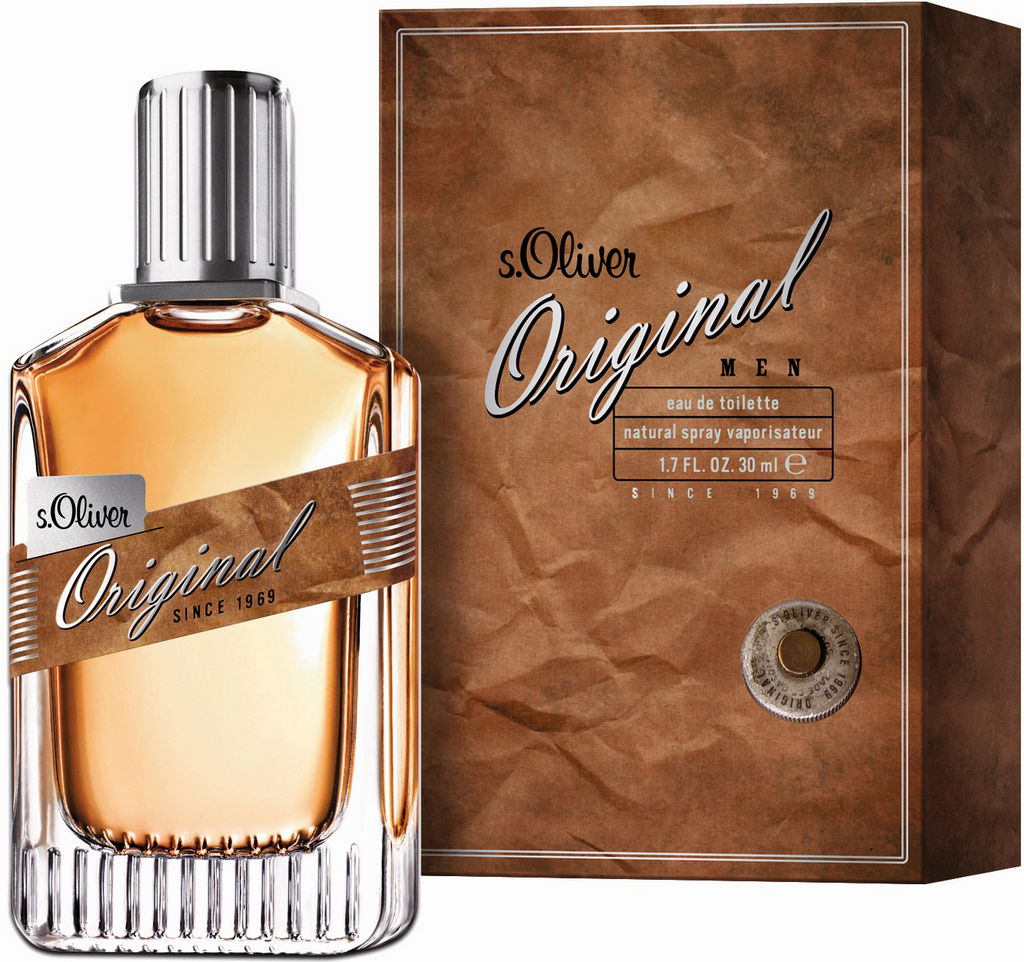 Toaletna voda s.Oliver, Original Men, 30ml