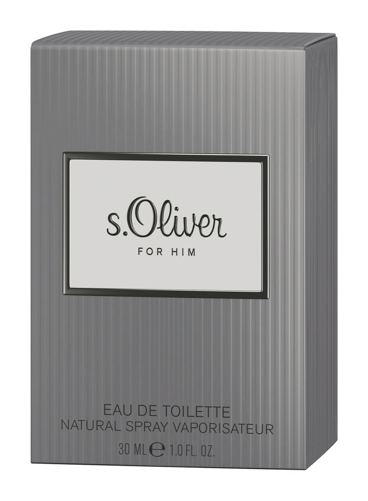 Toaletna voda s.Oliver, For Him 30 ml