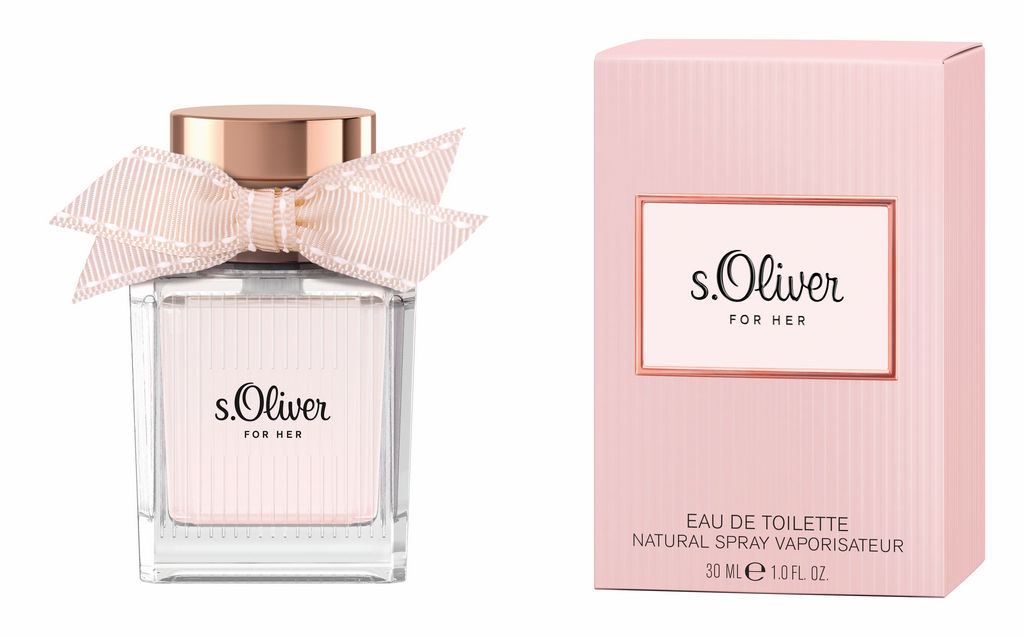 Toaletna voda S Oliver, For Her 30 ml