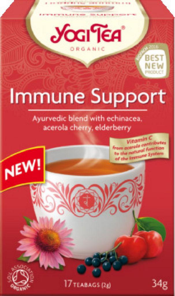 Čaj Bio Yogi, imunska odpornost, 30g