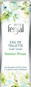 Toal.vodica Miss Fenjal, Summer dream, 50ml