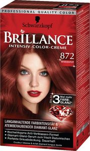 Barva za lase Schwarzkopf, Brillance 872