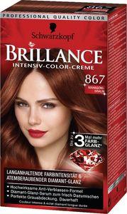 Barva za lase Schwarzkopf, Brillance 867