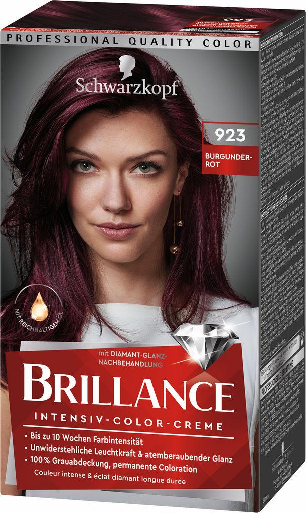 Barva za lase Scharzkopf, Brillance 923