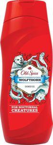 Tuš gel Old Spice, moški, wolfthorn, 250ml