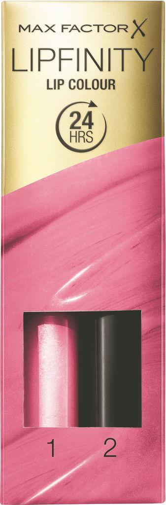 Šminka Max Factor, Lipfinity, dolgoobstojna z balzamom, 022