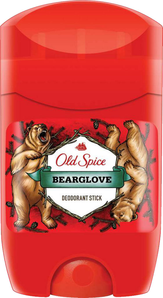 Dezodorant stick Old Spice Bearglove, 50ml