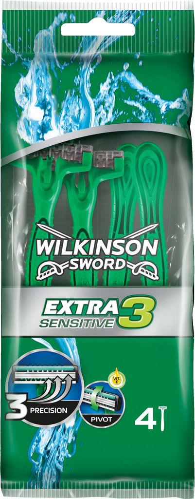 Brivnik Wilkinson Extra sensitive 3, 4/1