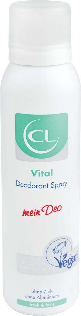 Dezodorant sprej CL Vital Fresh&Forte ženski aerosol, 150ml