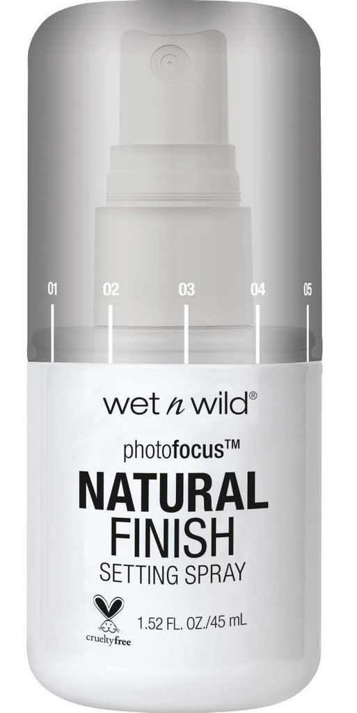 Sprej za utrjevanje ličil Wet n Wild, 45ml