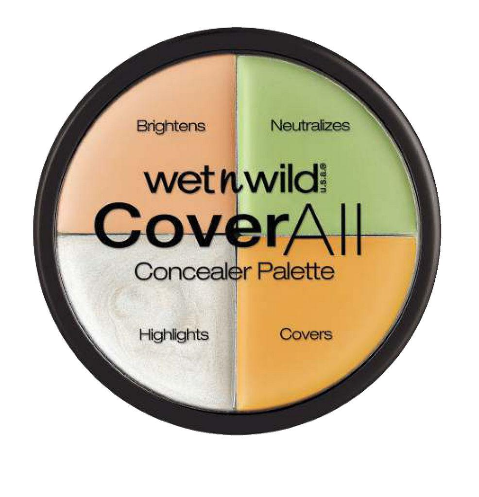 Konturing Wet n Wild paleta