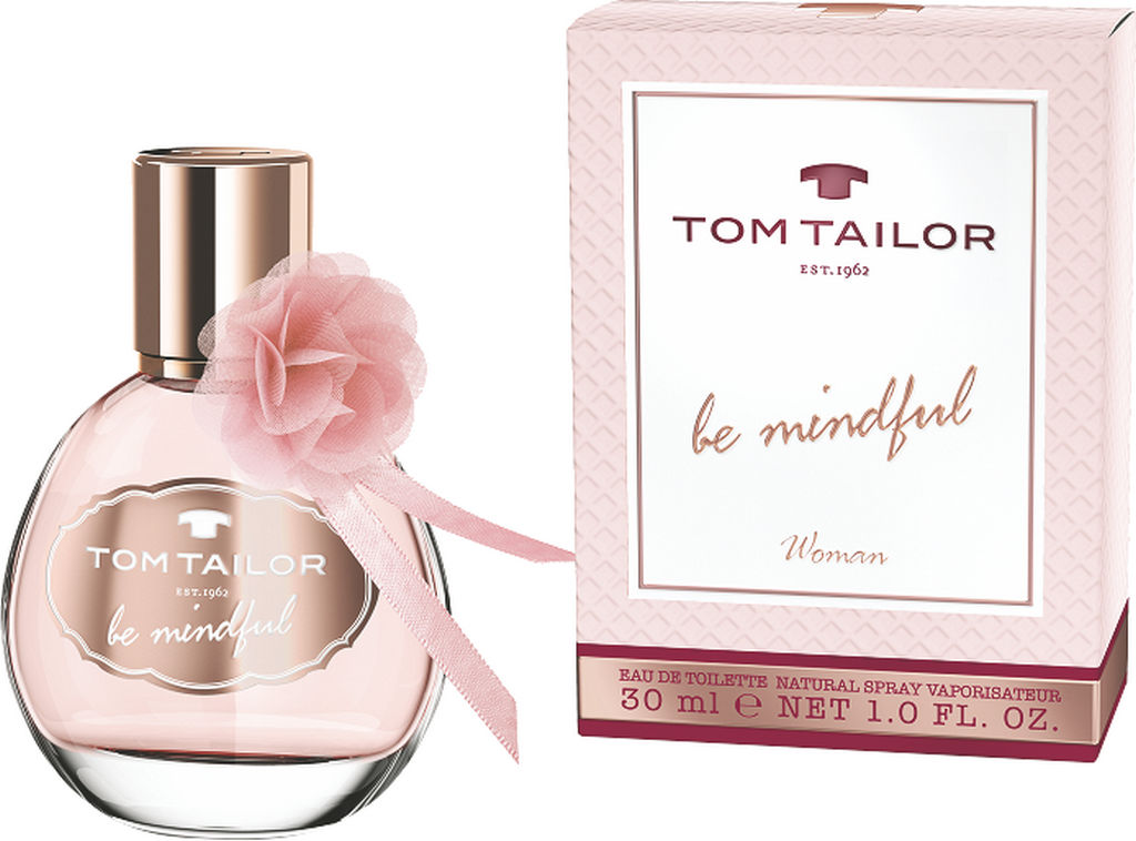 Toal.voda Tom Tailor, woman, Be Mindful, 30ml