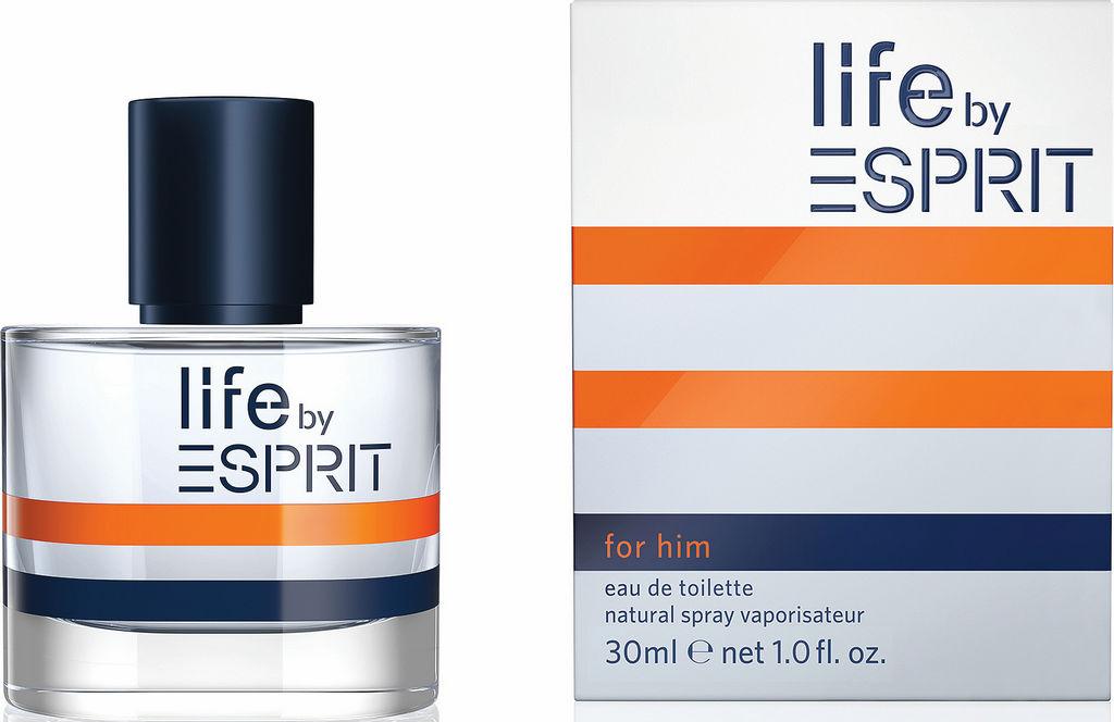 Toal.voda Esprit, moš., Life, 30ml