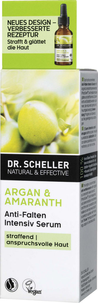 Serum proti gubicam Dr. Sheller, z arganom in amarantom, 30 ml