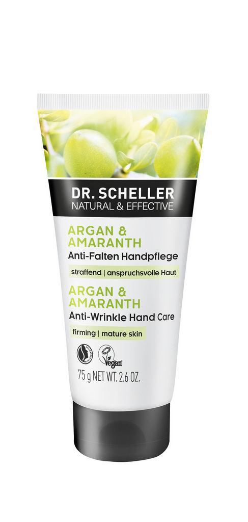 Krema za roke Dr.Scheller, argan, 75 ml