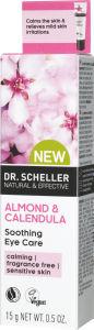 Krema za obraz Dr. Sheller, dnevna z arganom in amaratom proti gubicam, 15 ml