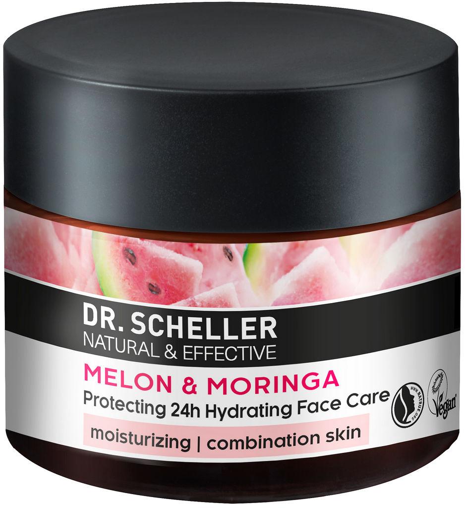 Nega za obraz Dr.Scheller, melona, 50 ml