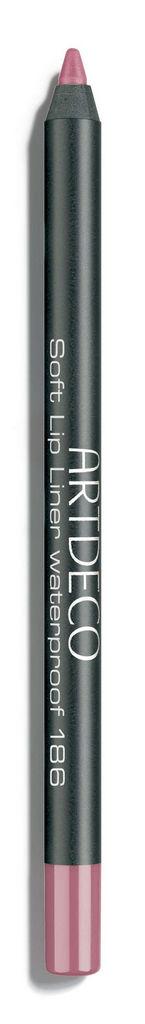Črtalo za ustnice Artdeco Soft lip liner vodoodporen 186