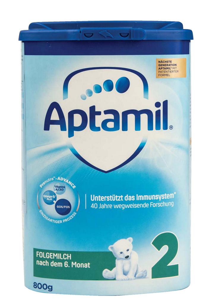Aptamil 2 mleko, 800 g