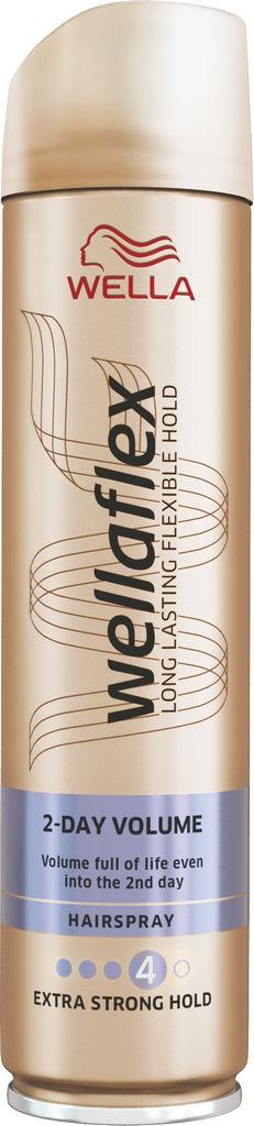Lak za lase Wellaflex, Volumen-obstojen, 250 ml