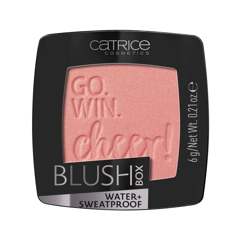 Rdečilo za lica Catrice Blush box, odtenek 20 Glistening pink