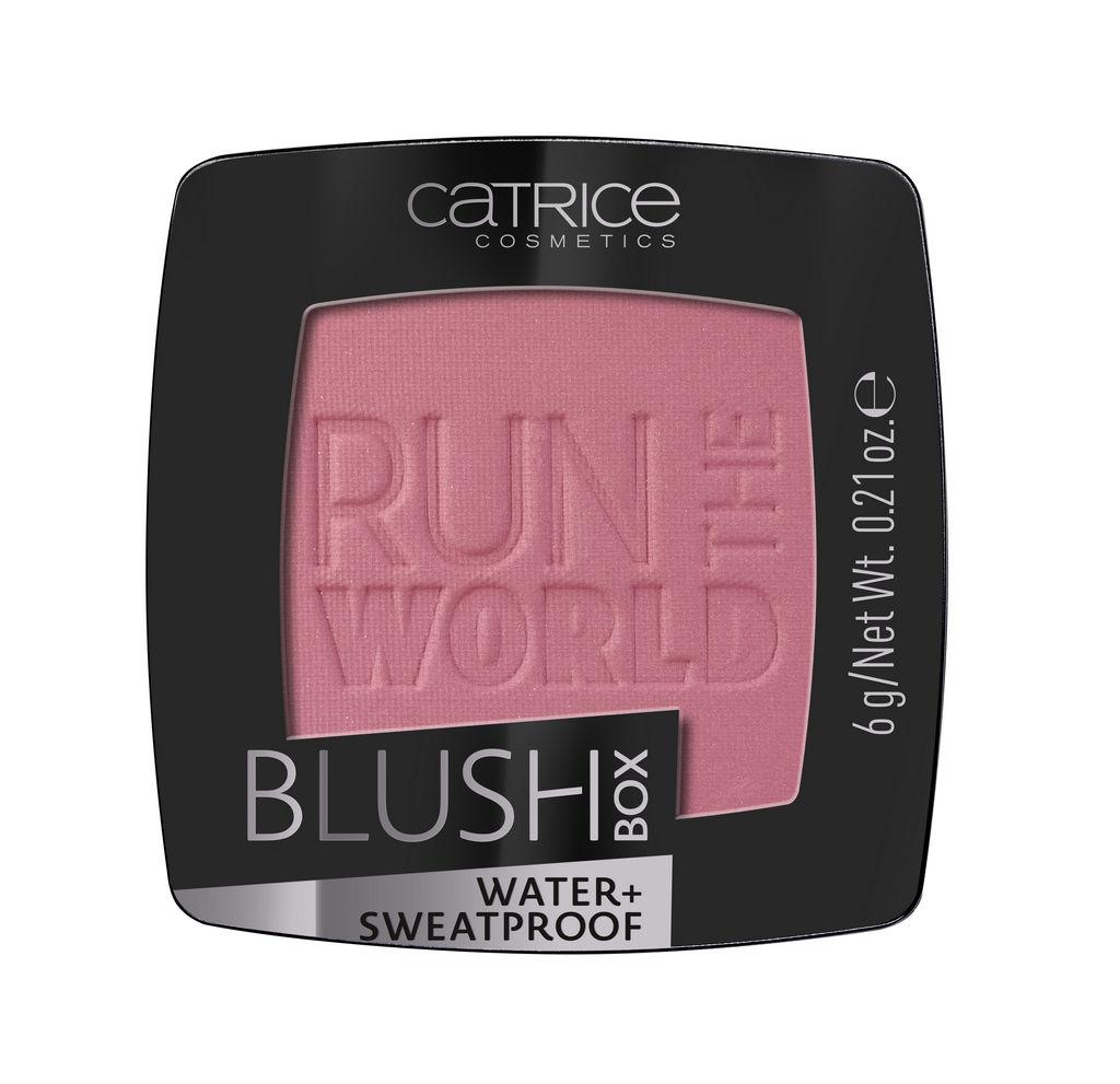 Rdečilo za lica Catrice Blush box, odtenek 40 Berry