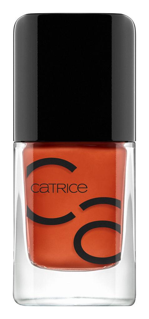 Lak za nohte Catrice Iconails, odtenek 83 Orange is the new black
