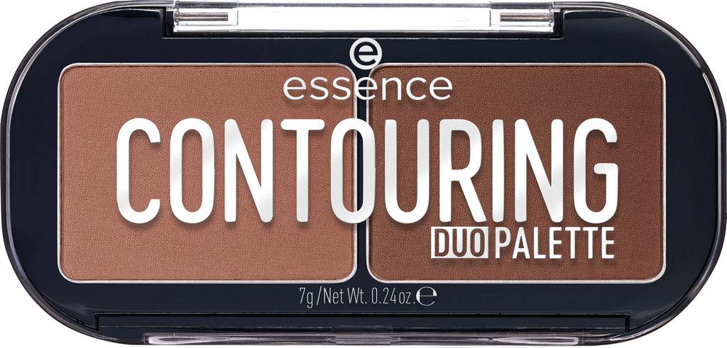 Paleta Essence za kontouring, duo 20